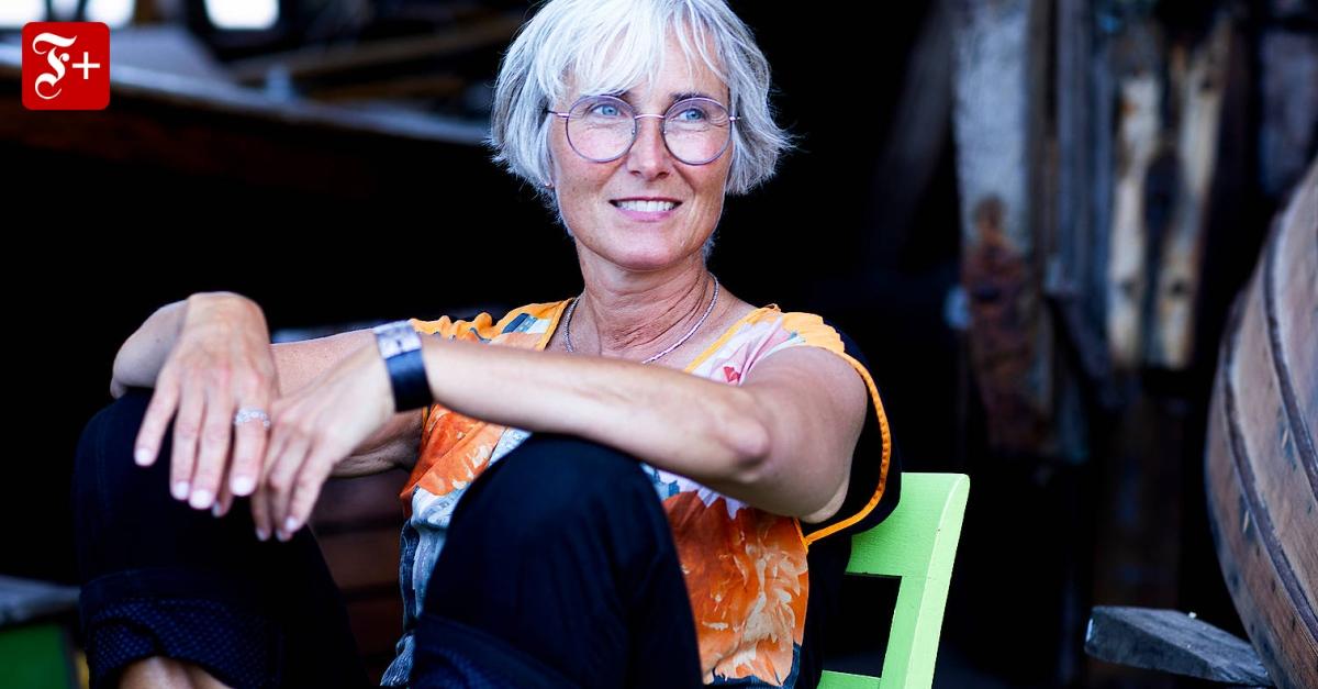Andrea Paluch über die Arbeit mit ihrem Mann Robert Habeck