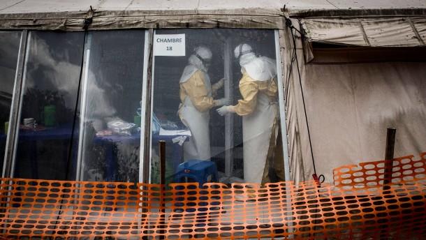 Rückschlag bei Kampf gegen Ebola-Epidemie in Kongo