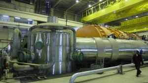 Iran und die Urananreicherung