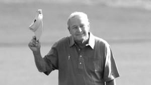 Golf-Legende Palmer ist tot