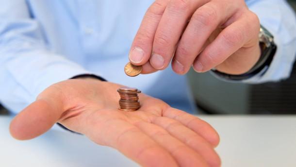 Banken drücken den Dispo-Zins