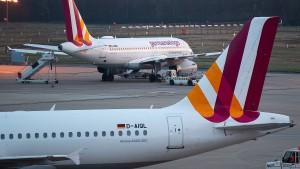 Streik der Germanwings-Flugbegleiter hat begonnen