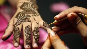 Hochzeit in Henna