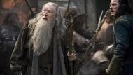 Komischer alter Kauz, aber einflussreich: Ian McKellen als Gandalf
