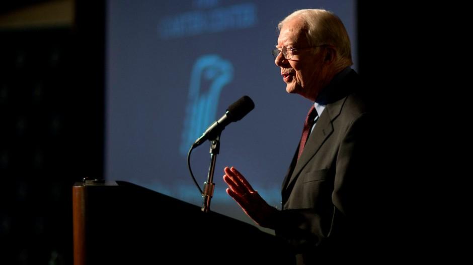 """Jimmy Carter: """"beispiellose Verletzung unserer Grundrechte"""""""