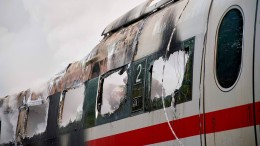 ICE-Strecke Frankfurt–Köln bleibt länger gesperrt