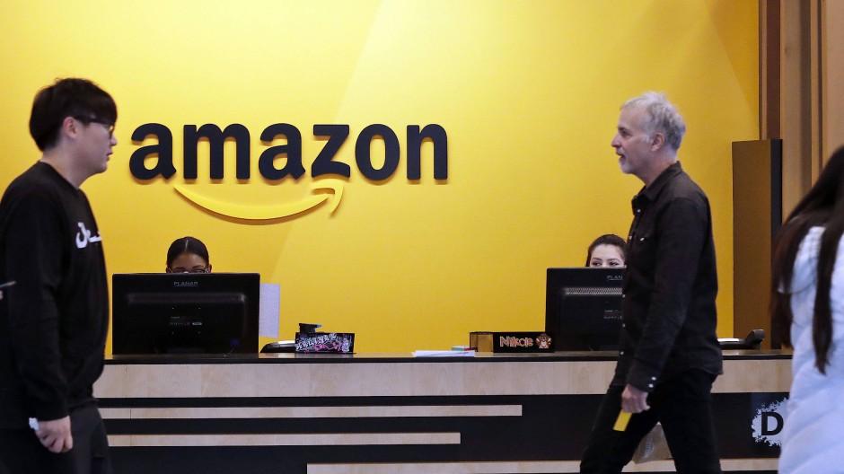 Der Online-Riese Amazon ist der zweitgrößte Arbeitgeber in Amerika.