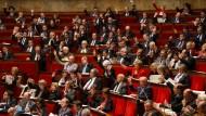 Französische Nationalversammlung: In mehreren Wahlgängen muss die Verfassungsänderung verabschiedet werden.