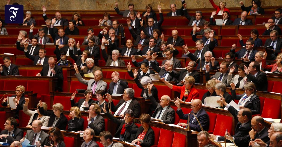 Frankreich Politik Zusammenfassung