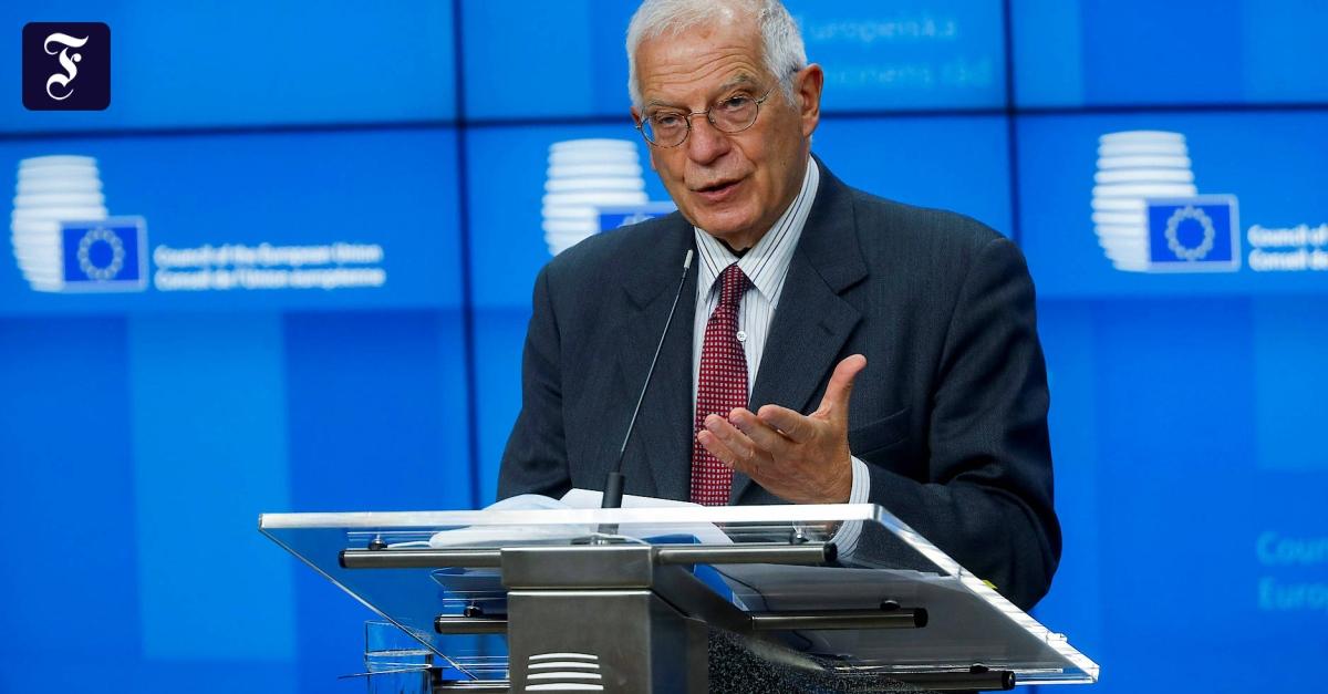 Peinlicher Fehler: Ungebetener Gast bei Videokonferenz von EU-Verteidigungsministern