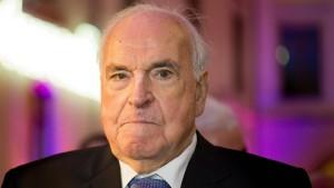 Helmut Kohl mahnt nach Brexit-Referendum Besonnenheit an