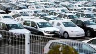 Volkswagen schüttet möglicherweise keine Dividende aus.