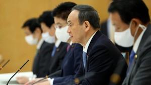 Japans Regierung verabschiedet Rekord-Haushalt