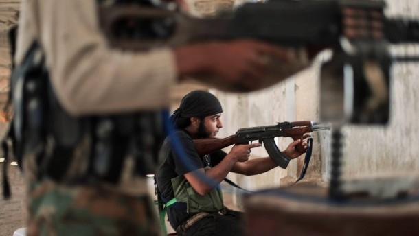 Dschihadisten töten 270 Menschen in Syrien