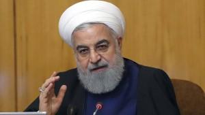 Rohani will unbegrenzt Uran anreichern