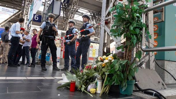 Attacke im Frankfurter Hauptbahnhof – Prozess beginnt im August