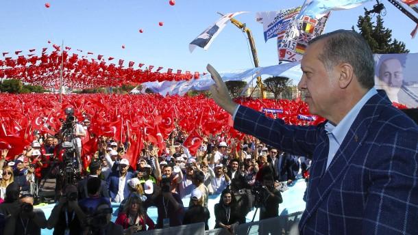 Erdogan erwägt Referendum zu EU-Beitrittsgespräche