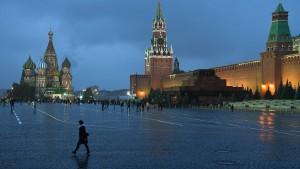 Moskaus langer Arm ist zu kurz