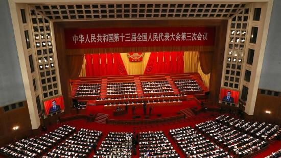 Chinas Regierung ohne Wachstumsziel