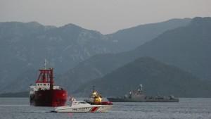 Kapitän gegen Küstenwache