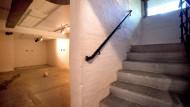 Im Zweiten Weltkrieg brachten sich hier Hunderte Menschen in Sicherheit, heute nutzt Architekt Rainer Mielke die Räume für Veranstaltungen