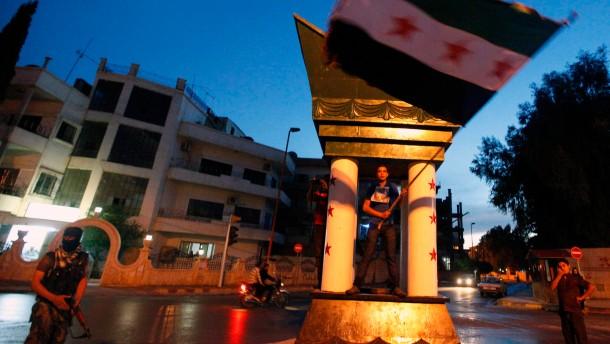 Weiter große Sorge über Raketenlieferung an Assad