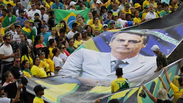 Bolsonaro-Verbündeter fordert eigenes Guantanamo-Lager