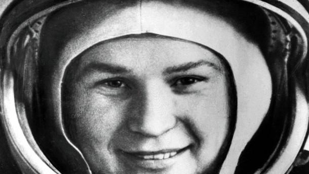 Erste Frau im All  Kosmonautin Tereschkowa wird 80 Jahre alt