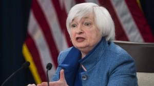 Amerikanische Notenbank verändert Leitzins nicht