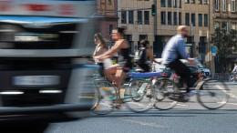 Paradies für Fahrradfahrer, Hölle für die anderen?