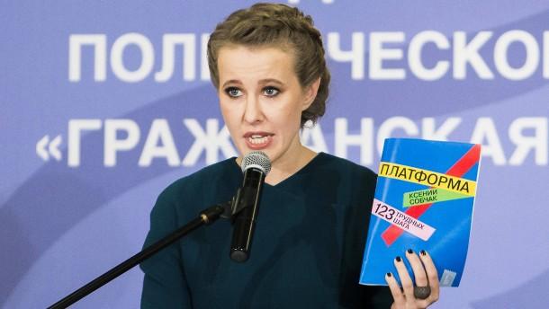"""""""Der Kreml hat ein wirklich gutes Puppentheater organisiert"""""""
