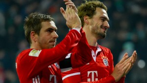 Die Dominanz-Frage beim FC Bayern