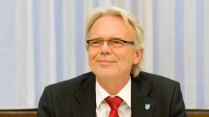 Rathauschef greift im Alleingang nach Schutzschirm