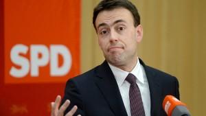 SPD-Landeschef Nils Schmid kündigt Rückzug an