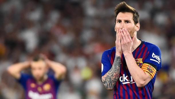 FC Barcelona mit nächster Enttäuschung