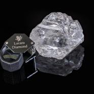 """Der """"Lesedi La Rona""""-Diamant"""