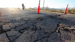 Das stärkste Erdbeben seit zwei Jahrzehnten