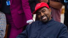 Kanye West kündigt Präsidentschaftskandidatur an
