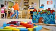 In Deutschlands Kindertagesstätten fehlt es an Personal.