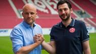 Sandro Schwarz als neuer Trainer vorgestellt