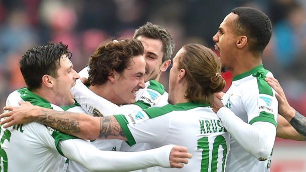 Mainz dient Werder als Aufbauhelfer