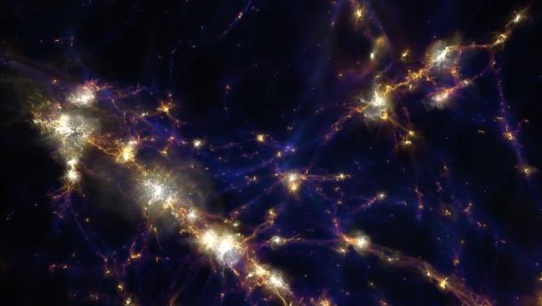 Auf der Spur der letzten Geheimnisse des Universums