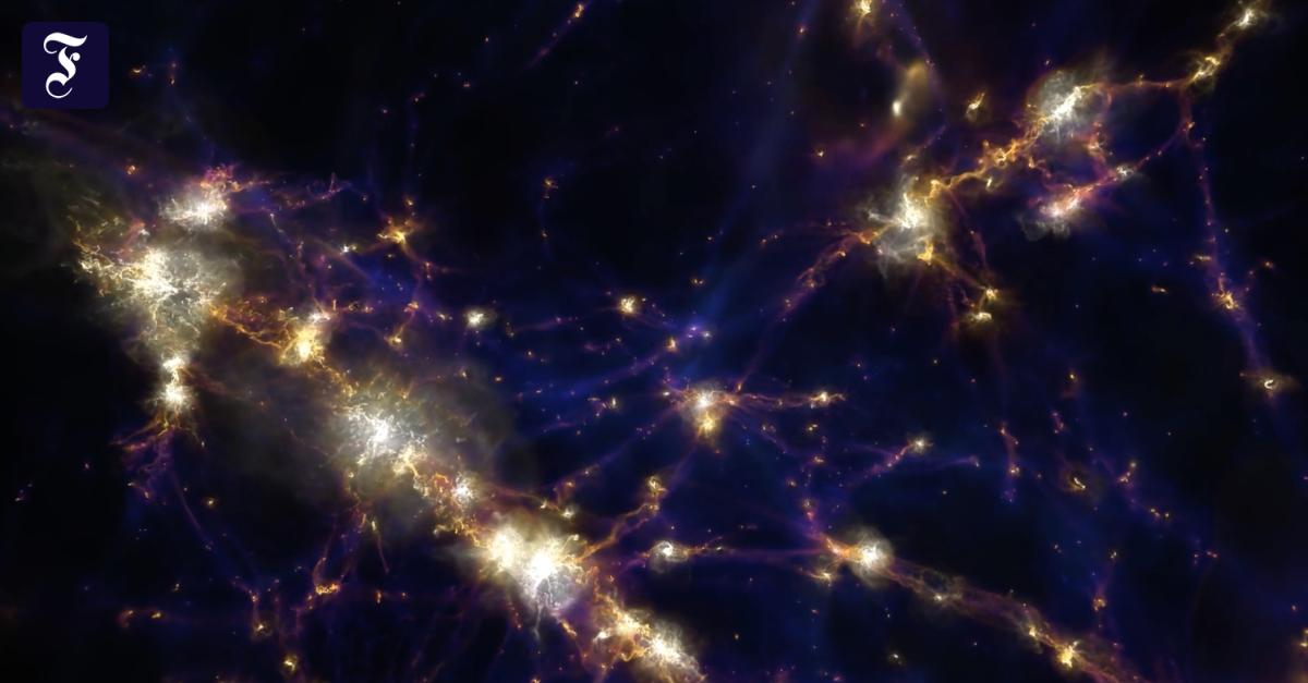 Der simulierte Kosmos: Auf der Spur der letzten Geheimnisse des Universums
