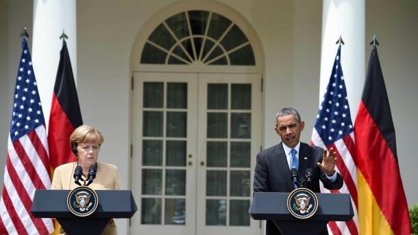 Westen warnt Moskau vor Intervention in der Ukraine