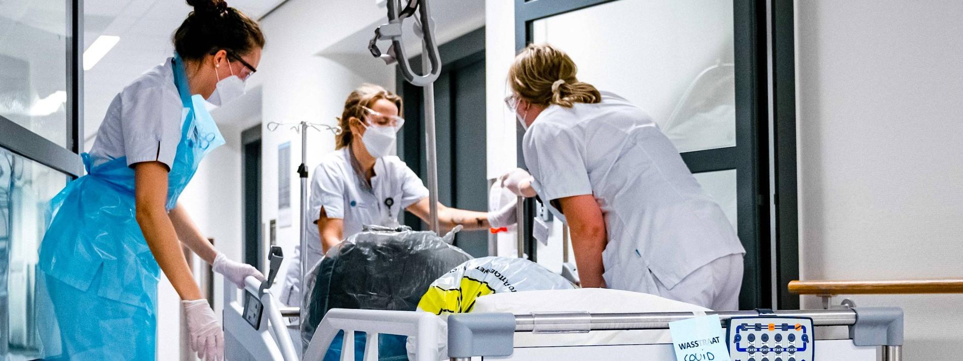 Bekommen Pflegekräfte bald mehr Geld?
