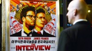 Terror-Drohung gegen Sony-Film The Interview
