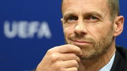 Uefa hält Geisterspiele bei EM nun doch für möglich