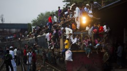Eid al-Adha verursacht Reisechaos