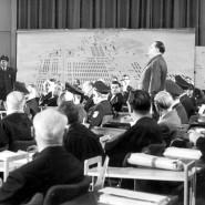 Gerichtstag: Während des Auschwitz-Prozesses im Haus Gallus erfuhr Deutschland die Wahrheit über das Morden.