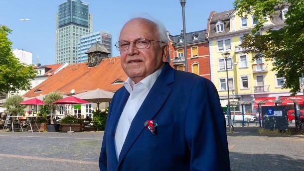 """""""Ein Kennzeichen für Frankfurt und Offenbach"""""""
